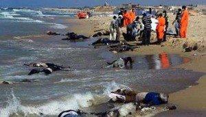immigrés morts