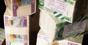 billets de CFA